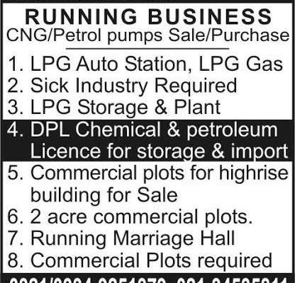 LPG Business Consultant